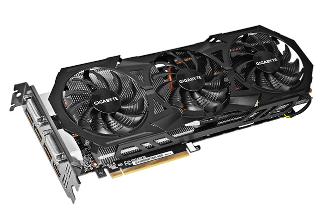 Компания Gigabyte представляет GeForce GTX 970 и GTX 980 без бренда G1 GAMING