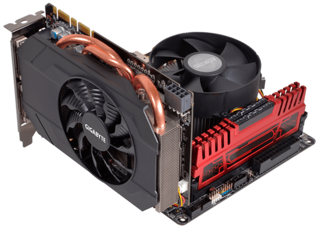 GIGABYTE анонсирует первую Mini-ITX GeForce GTX 970