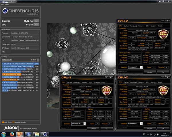 Обзор и тестирование процессора Intel Core i5 4670K