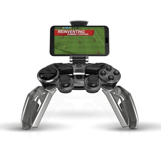 Компания Mad Catz представляет модульный мобильный геймпад L.Y.N.X9