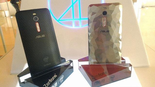 ASUS анонсировала Zenfone 2 с 256 Гб памяти на борту.