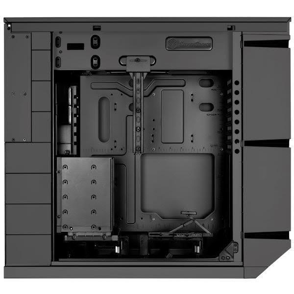 Компания SilverStone представила новый корпус Mammoth MM01