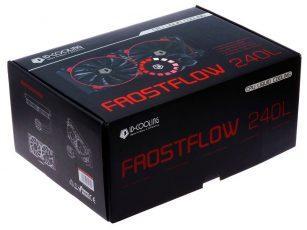ID-Cooling представила процессорный кулер типа «все в одном» FrostFlow 240L