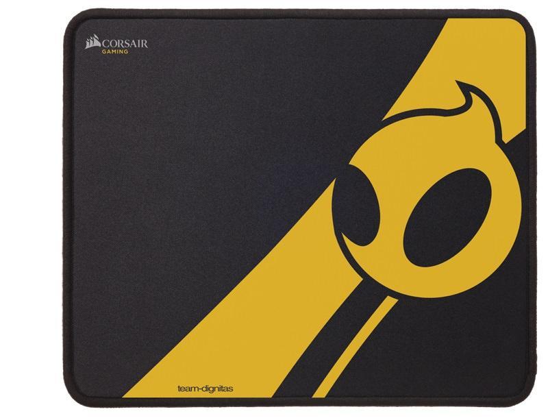 Сотрудничество Corsair Gaming и команды Team Dignitas принесло первые плоды: игровую мышь и коврик Team Dignitas Edition