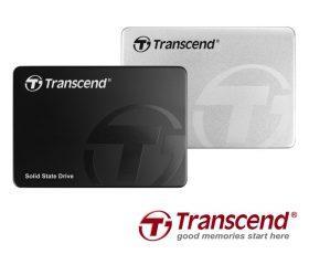 Transcend представляет твердотельные накопители  SSD340K и SSD370S в новом алюминиевом корпусе