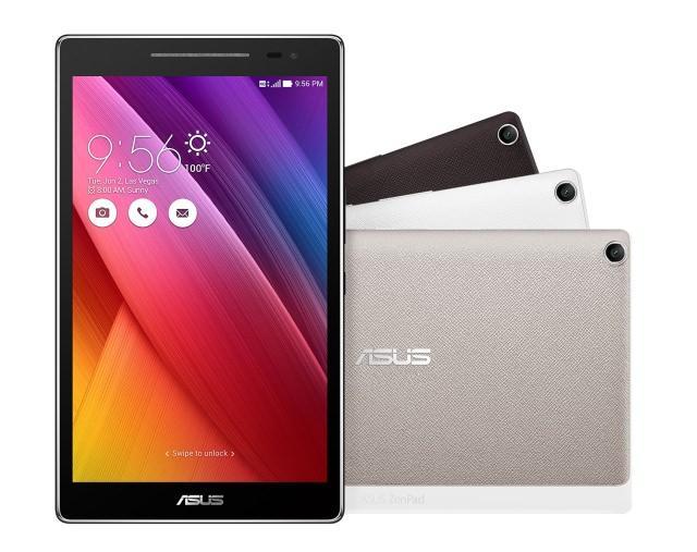 ASUS представляет новый планшетный компьютер ASUS ZenPad 8.0