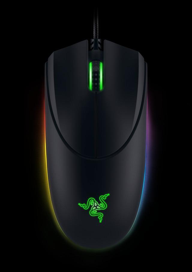 Легендарная игровая мышь Razer Diamondback вернулась, теперь с самым чувствительным сенсором в мире.
