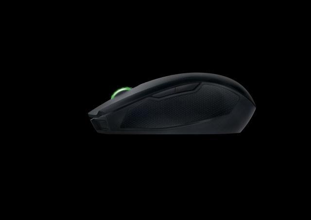 Razer выпускает самую точную в мире игровую мышь для ноутбука