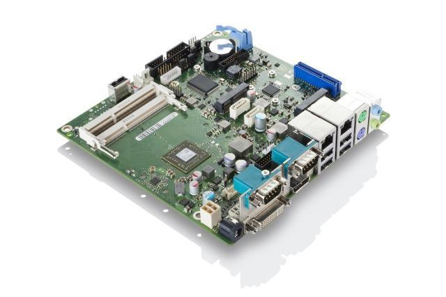 Fujitsu представляет промышленные материнские платы D3313-S на основе интегрированных SOC AMD G-серии,