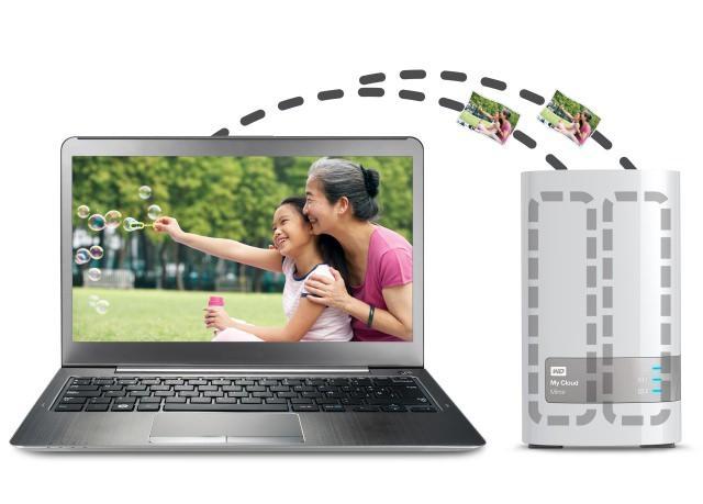 WD представила модернизированную операционную систему My Cloud OS 3