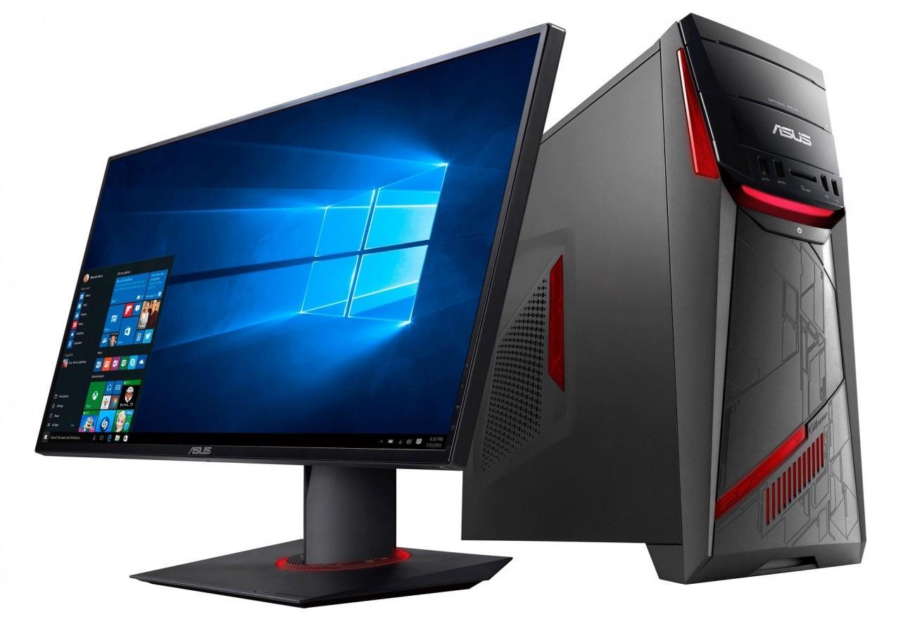 ASUS анонсировала ПК ROG G11 на базе Intel Core i7-6700K