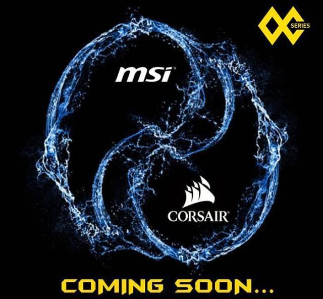 MSI показала GTX 980 Ti с охлаждением от Corsair