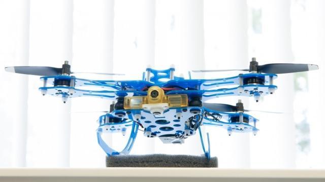 Qualcomm переключается на дронов с платформой Snapdragon Flight