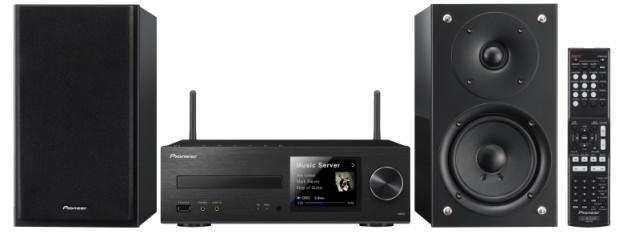 Прекрасно зарекомендовавшая себя сетевая CD-микросистема Pioneer X-HM72 начала выпускаться в новой модификации