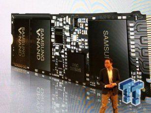 Samsung запускает 950 PRO SSD со скоростью чтения 2,5 Гб/сек