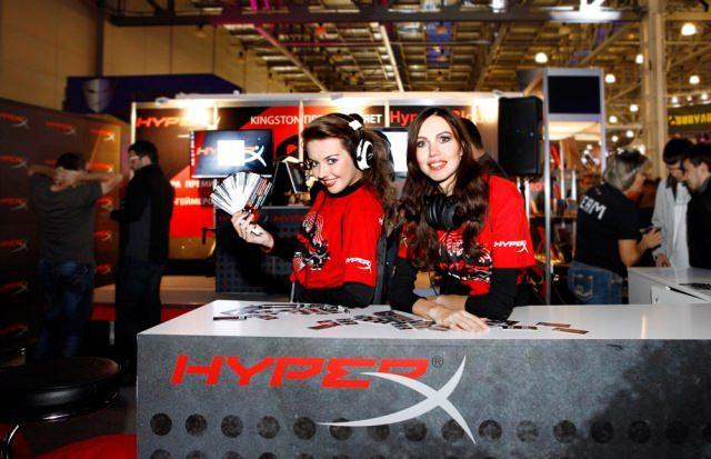 Стенд HyperX станет центром притяжения на «Игромире 2015»