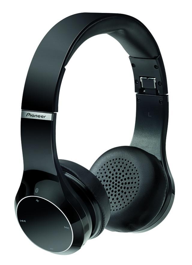 Наушники Pioneer SE-MJ771BT — богатая отдача на басах при воспроизведении высококачественного аудио