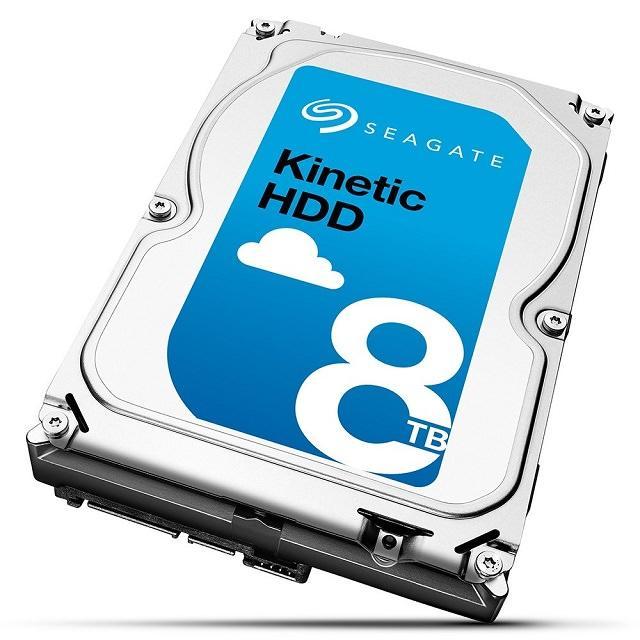 Thecus добавил поддержку жестких дисков Seagate на 8 Тб в своих серверных решениях