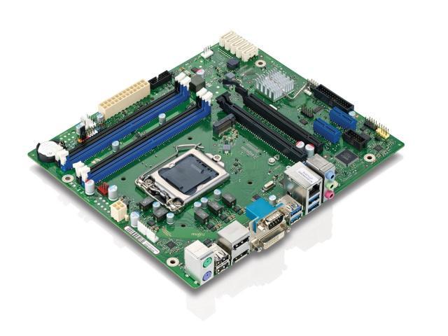 Fujitsu представляет новые материнские платы из линейки Classic Desktop на основе чипсетов Intel 100-серии