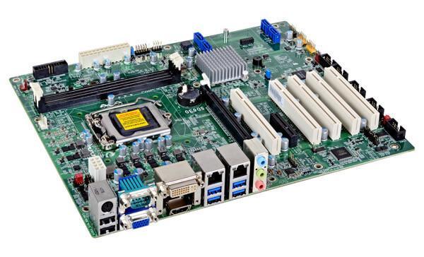 DFI анонсировала материнскую плату SD630-H110 для сокета LGA1151