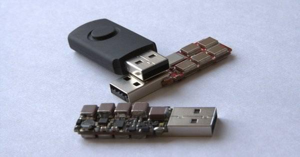 Разработчик систем безопасности создал USB-флешку, способную поджарить любое поддерживающее USB-соединение оборудование