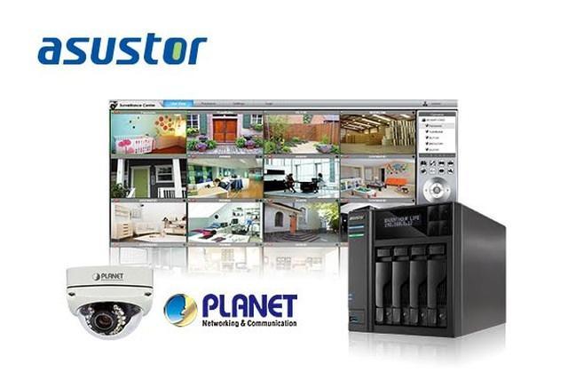 ASUSTOR вступает в сотрудничество с PLANET для улучшения своей системы видеонаблюдения