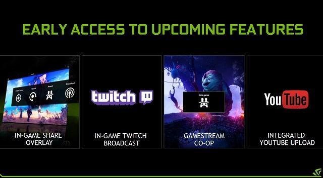 NVIDIA добавила пять новых возможностей в GeForce Experience