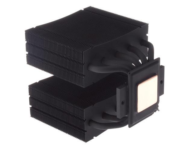 ID-Cooling представила процессорный кулер Hunter VC-Twin
