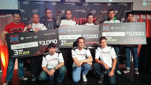 HyperX представляет соревнования для оверклокеров HyperX OC Takeover с призовым фондом USD 15000