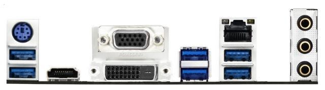 Материнская плата BIOSTAR Hi-Fi Z170Z5 совместима с памятью DDR3 и DDR4