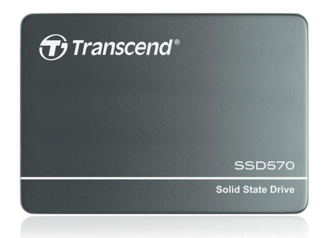 Transcend анонсировала твердотельный накопитель SSD570