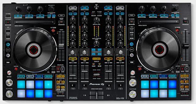 Pioneer представила DDJ-RZ и DDJ-RX - первые в мире контроллеры для rekordbox dj