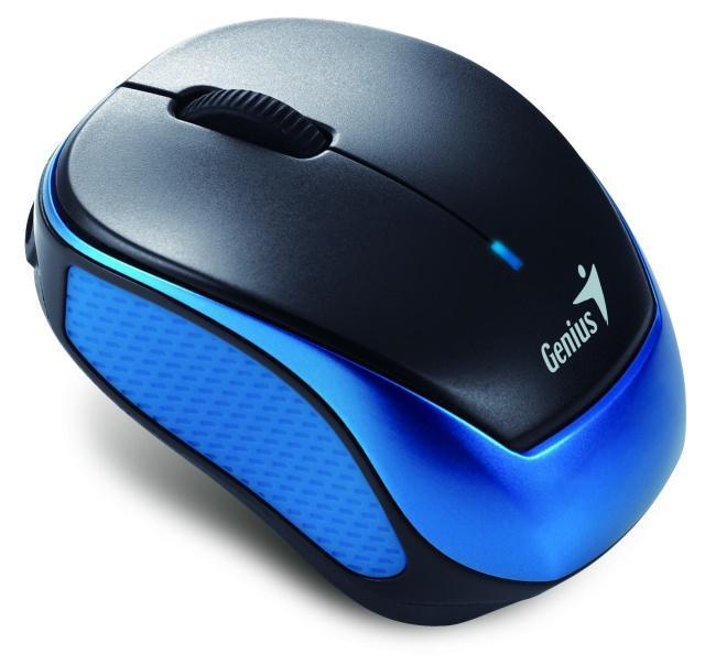 Genius представила самую маленькую беспроводную мышь Micro Traveler 9000R V2