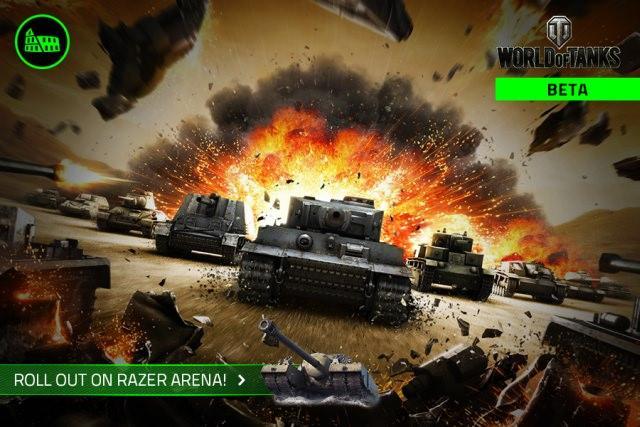 Wargaming и Razer запускают процесс интеграции World of Tanks в соревновательной игровой платформе Razer