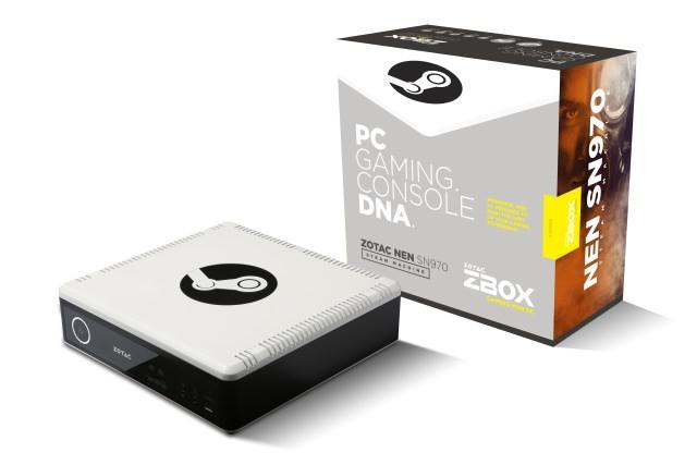 ZOTAC представила самый высокопроизводительный и компактный компьютер NEN Steam Machine