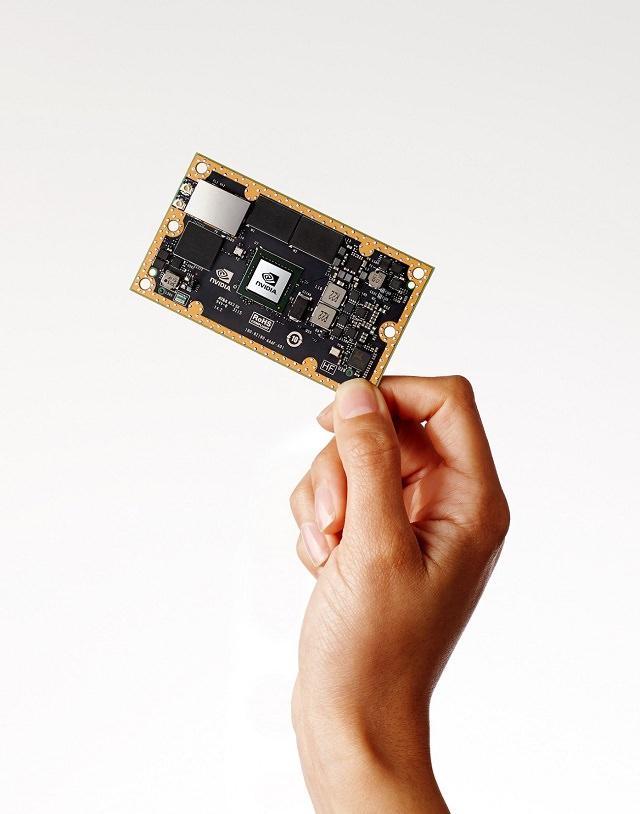 Jetson TX1 – сверхмощное и одновременно сверхкомпактное устройство от NVIDIA