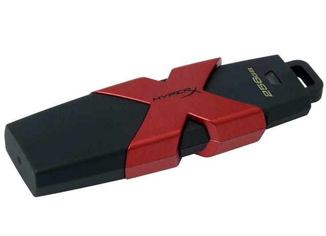 HyperX Savage – флэшка, совместимая с консолями
