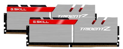 Новые модули от G.SKILL Trident Z достигли частоты 4133 МГц