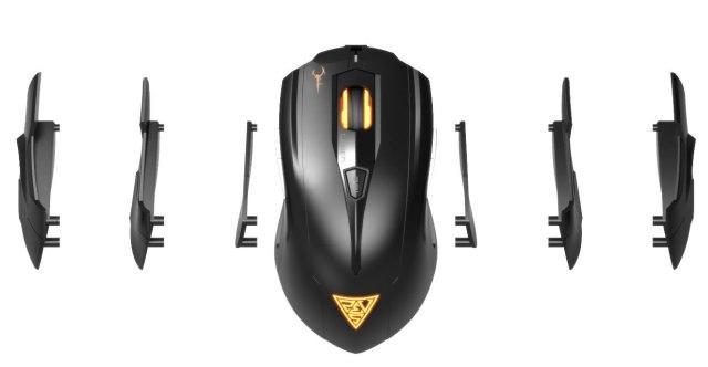 Игровая мышь GAMDIAS Hades – символ власти повелителя подземного царства