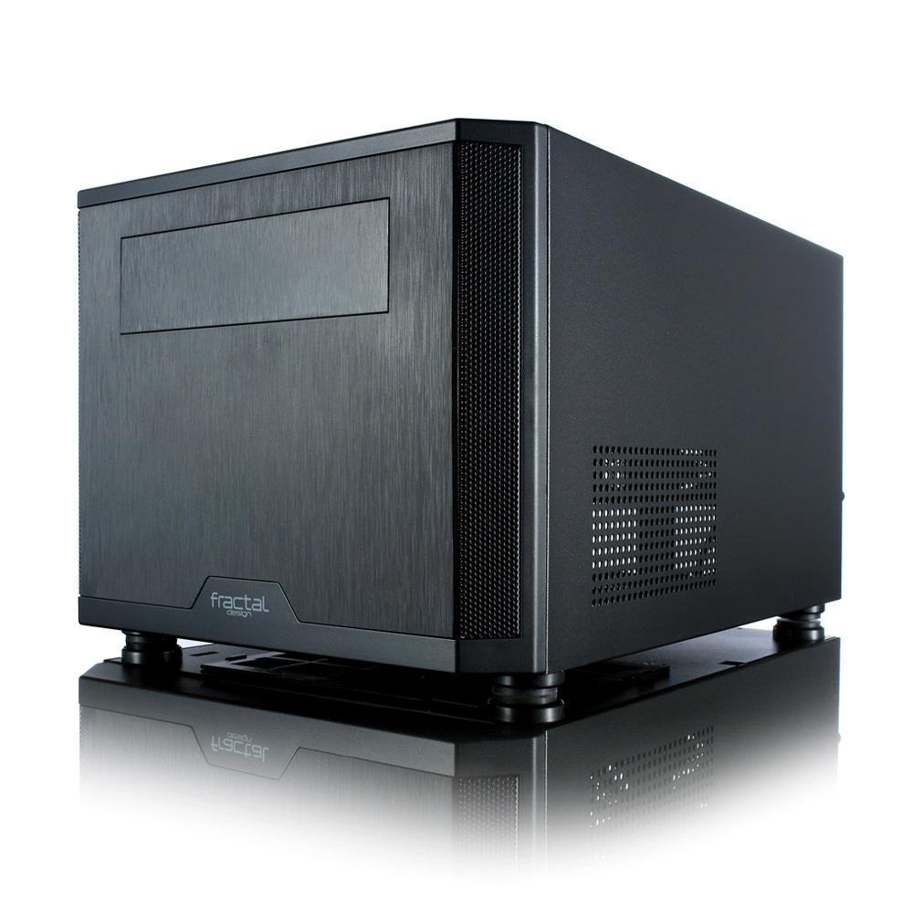 Обзор Mini-ITX корпуса Fractal Design Core 500