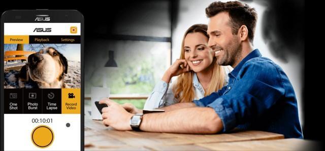 Новый портативный видеорегистратор ASUS Reco Smart