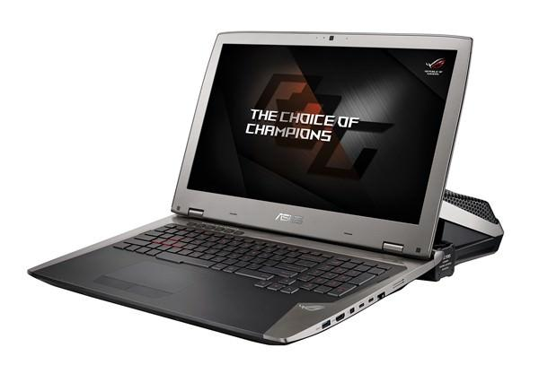 Новый ноутбук игровой серии Republic of Gamers ASUS ROG GX700 уже в продаже