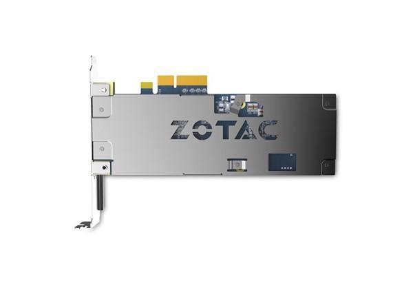 Твердотельные накопители ZOTAC SONIX
