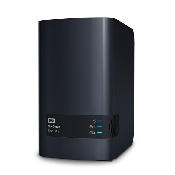 Western Digital увеличивает объем жестких дисков и внешних хранилищ до 8 ТБ
