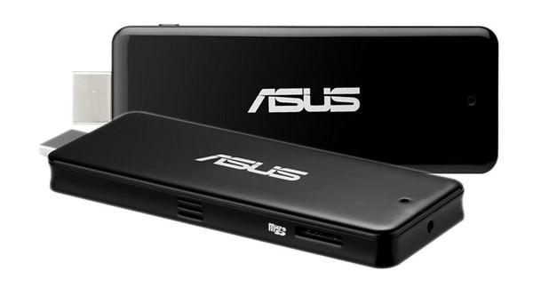 ASUS представляет новый сверхминиатюрный компьютер размером с флешку