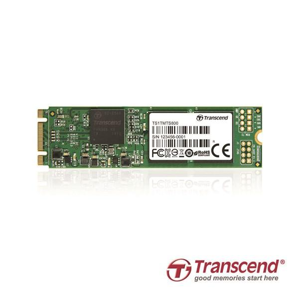 Transcend представляет твердотельный M.2-накопитель емкостью 1 ТБ для ультратонких компьютерных систем