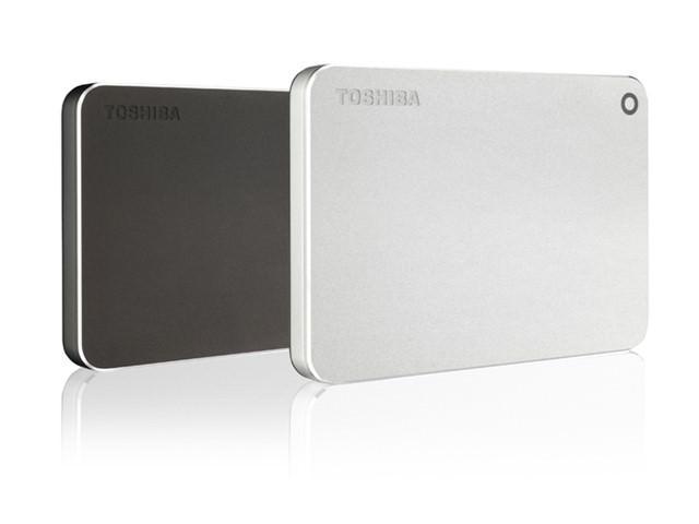 Toshiba Canvio Premium: стильный накопитель премиум-класса.