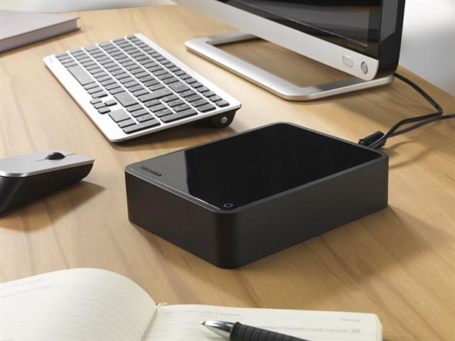 Toshiba представляет внешний жесткий диск Canvio for desktop usb  3.0