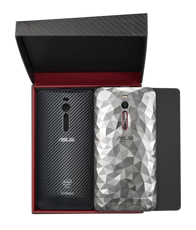 Новый роскошный смартфон ASUS ZenFone 2 Deluxe Special Edition уже на российском рынке