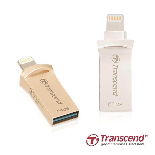 Transcend представляет JetDrive Go 500 — стильный накопитель с двумя разъемами для iPhone, iPad и iPod